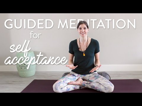 Short Guided Meditation for Self-Acceptance