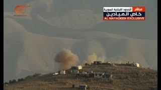 قصف عنيف للمقاومة والجيش السوري على أهداف لداعش