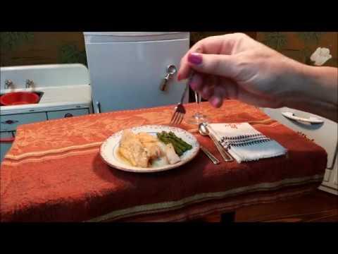 Let's Make A Little... Maple-Bourbon Glazed Salmon!