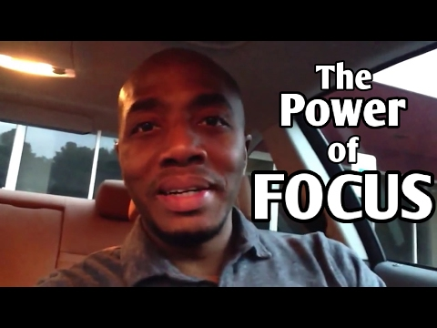 PA School Interview Tip | The Power Of Focus