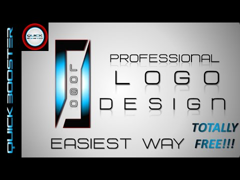 How To Design  Professional Logo for Free USING POWER POINT  (Part -1)