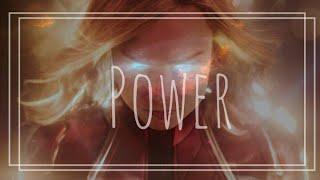 Carol Danvers / Captain Marvel || POWER