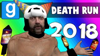 Gmod Death Run Funny Moments - 2018 Sports Bar Celebration! (Garry
