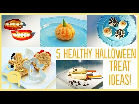 EAT   5 Healthy Halloween Treats