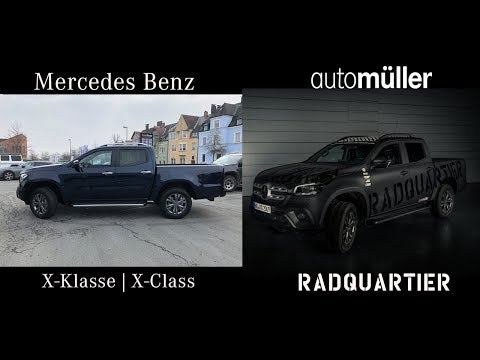 Timelapse | Car Wrapping Transformation from Mercedes X-Class into a RadQuartier Car