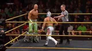 Tyler Breeze vs Kalisto WWE NXT 2014-06-19 [HD]