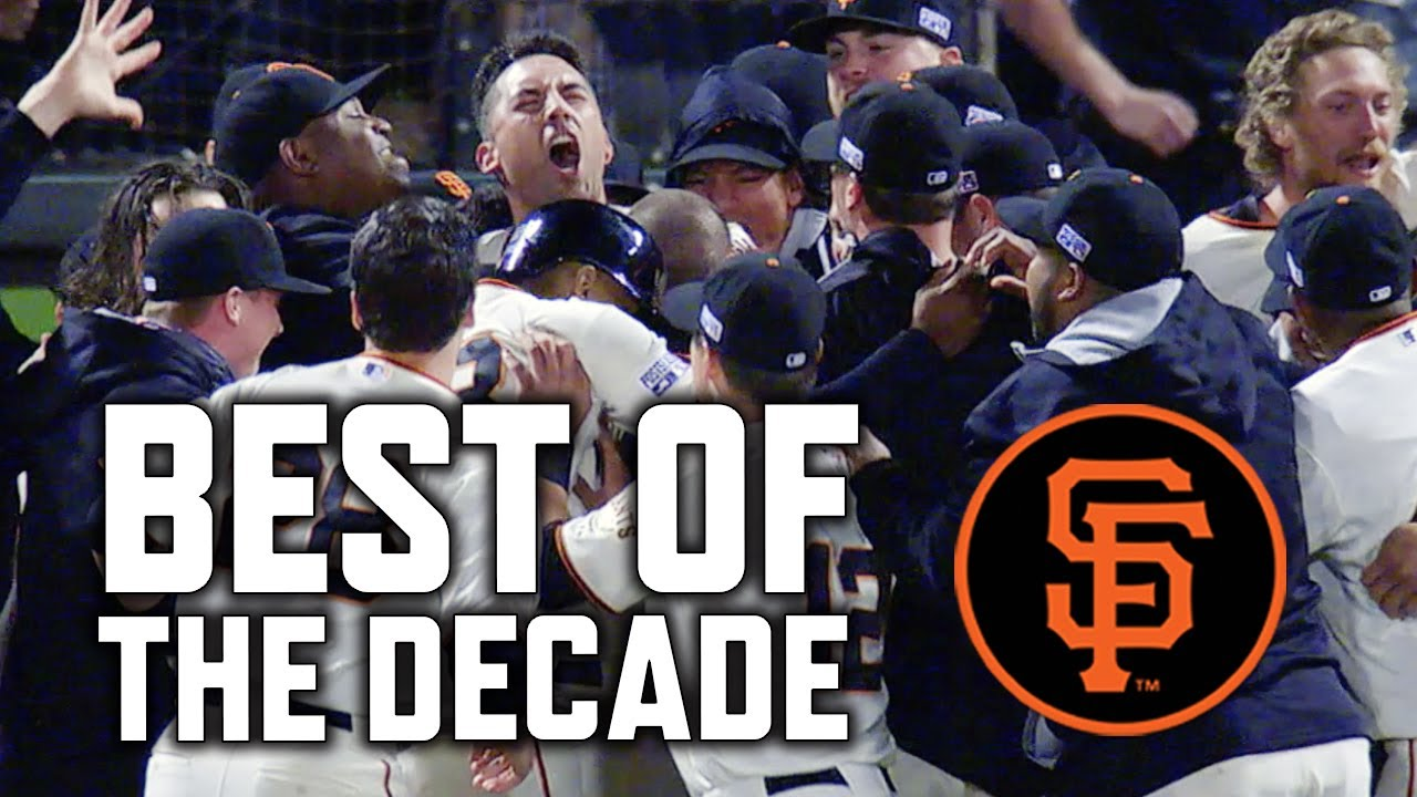 SF Giants: Best Moments of the 2010s