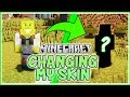 Changing My Minecraft Skin!