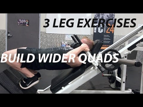 WORKOUT Wednesday: QUADS (OUTER SWEEP) EP:7