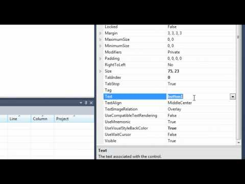 C# Visual Studio: Create an Exit Button