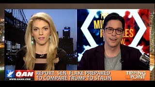 Michael Knowles on Jeff Flake