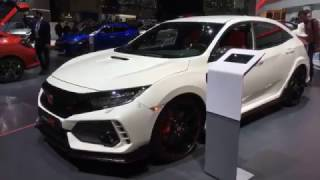 2017 Geneva Auto Show - 2017 Honda Civic Type R