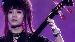 Wagakki Band - 焔 (Homura) + 暁ノ糸 (Akatsuki no Ito) / 1st JAPAN Tour 2015 Hibiya Yagai Ongakudo