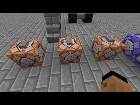 Minecraft 100% accurate bows