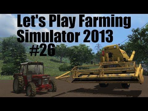 Farming Simulator 2013 Mini Series E26 cutting hay