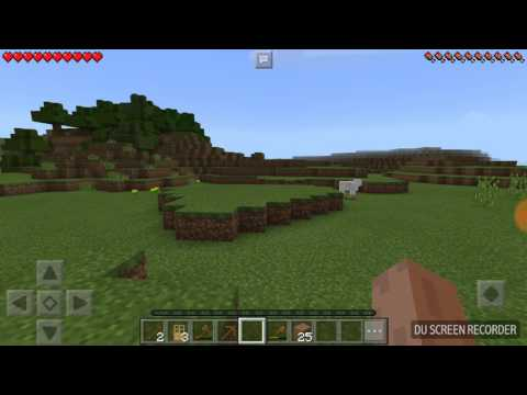 Minecraft PE: How to drop items
