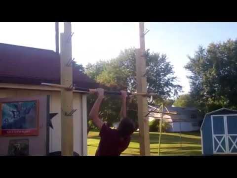 Salmon Ladder Construction+ Training