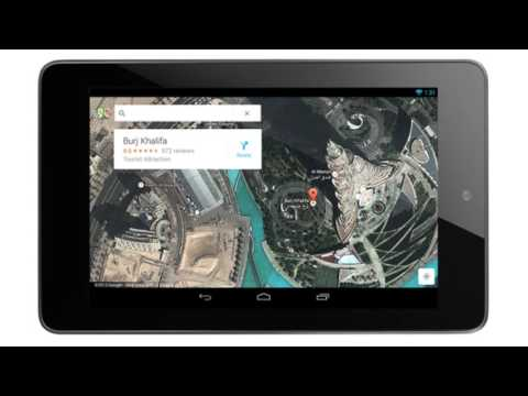 google maps with navigation for ipad
