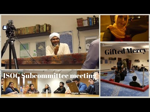 MT2: ISOC subcommittee meeting + Gifted Mercy talk!