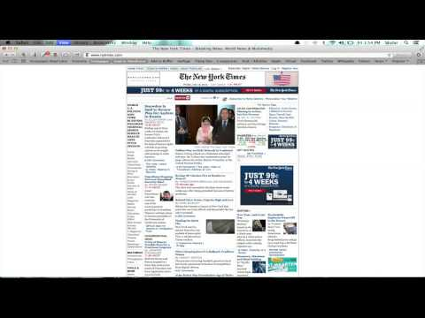 How to Zoom Out in Safari on a MacBook : Apple Products & Mac Tips