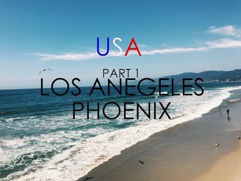 LOS ANGELES TO PHOENIX