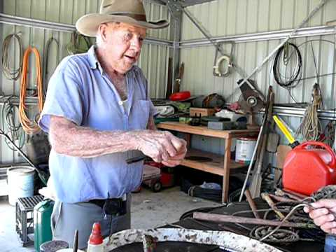 Ken's tips on stock whip making