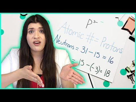 Atomic Number, Atomic Mass, and the Atomic Structure | How to Pass Chemistry
