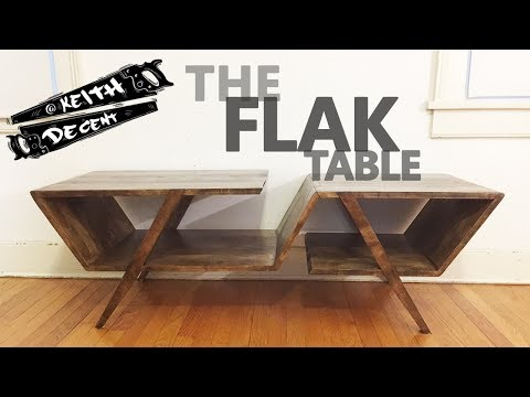 the FLAK table - A Decent Project