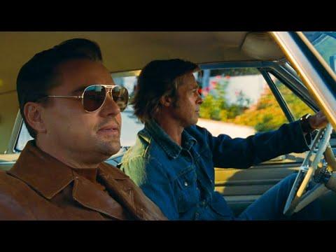 Había una vez en Hollywood | Brad Pitt y Leonardo DiCaprio