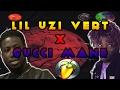 LIL Uzi Vert x Gucci Mane Tutorial - FL Studio (Free FLP)