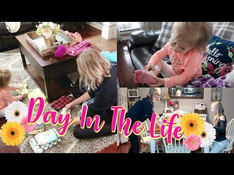 Day In The Life of a Mommy and YouTuber-Keep Calm and Clean
