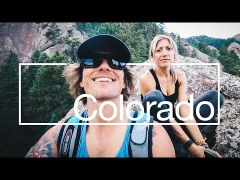 Travel vlogs - High in the colorado mountains
