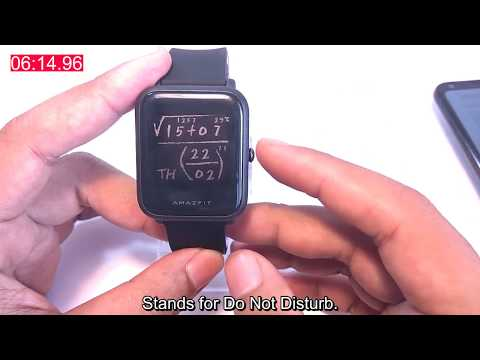 Amazfit Bip Pros & Cons + FAQ (Xiaomi Huami Pace Lite Youth Edition)