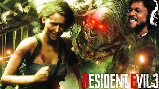 NEMESIS CANNOT STOP MY ROLL MOVE!11!! (on hardcore) | Resident Evil 3 (Part 3)