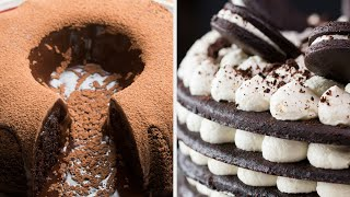 5 Unique Cake Recipes To Make This Weekend • tasty