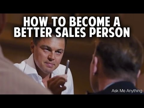 AMA - How can I become a better sales person?