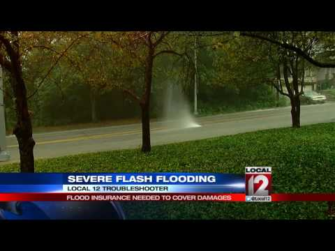 Troubleshooter: Flood insurance needed to cover damages