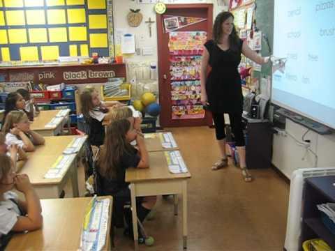 Whole Brain Teaching:  First Grade, Singular Nouns