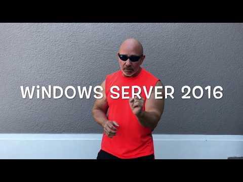 Microsoft Server 2016