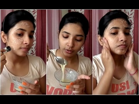 how to remove sun tan instantly ( face & neck )| DIY | home remedy