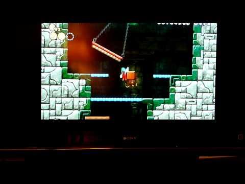 New Super Mario Bros. Wii Walkthrough Tower