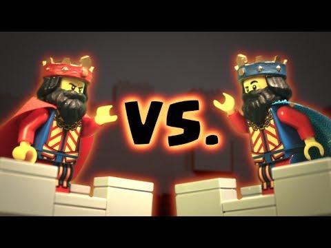 LEGO Clash Royale (Brickfilm)