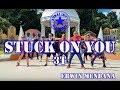Stuck On You 3T Zumba Erwin Mendana mp3