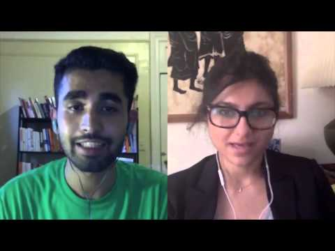 Interview with Dr. Mariam - Myths about Dental School Interviews + I am a local Technique