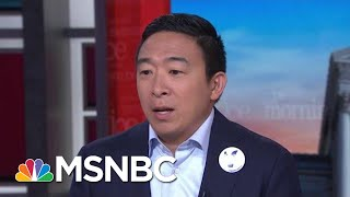Andrew Yang Proposes