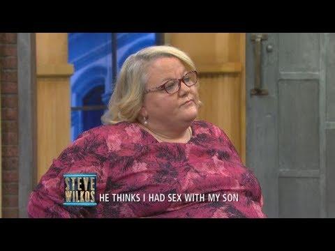 Xxx Mp4 I Am Not Sleeping With My Son The Steve Wilkos Show 3gp Sex