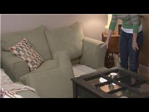 Housekeeping Tips : How to Keep Couch Cushions From Slipping