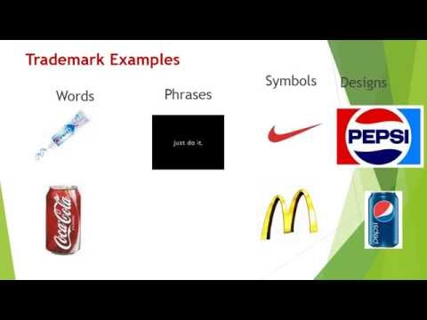 Trade Mark - INTELLECTUAL PROPERTY RIGHTS