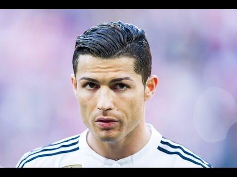 Cristiano Ronaldo Hairstyle 2015