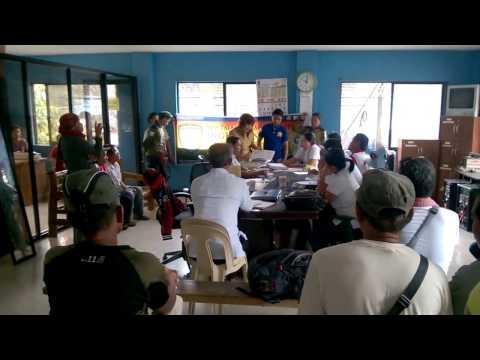 KFH at Barangay Digkilaan Hall, Iligan City